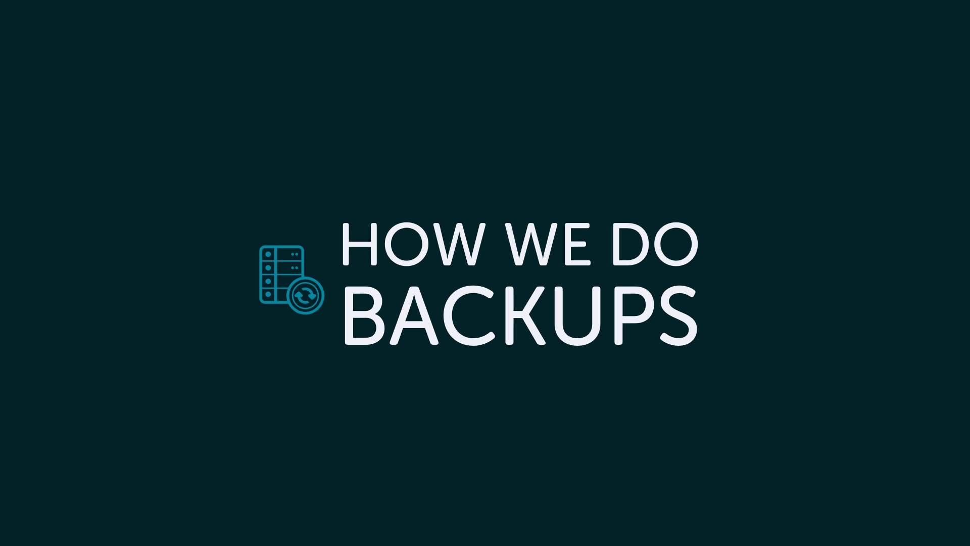 Simple_Press_ How We Do Backups